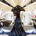 Legacy 500 cabin