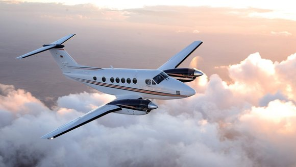 King Air B200 kaufen