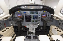 Cesse Citation avionics